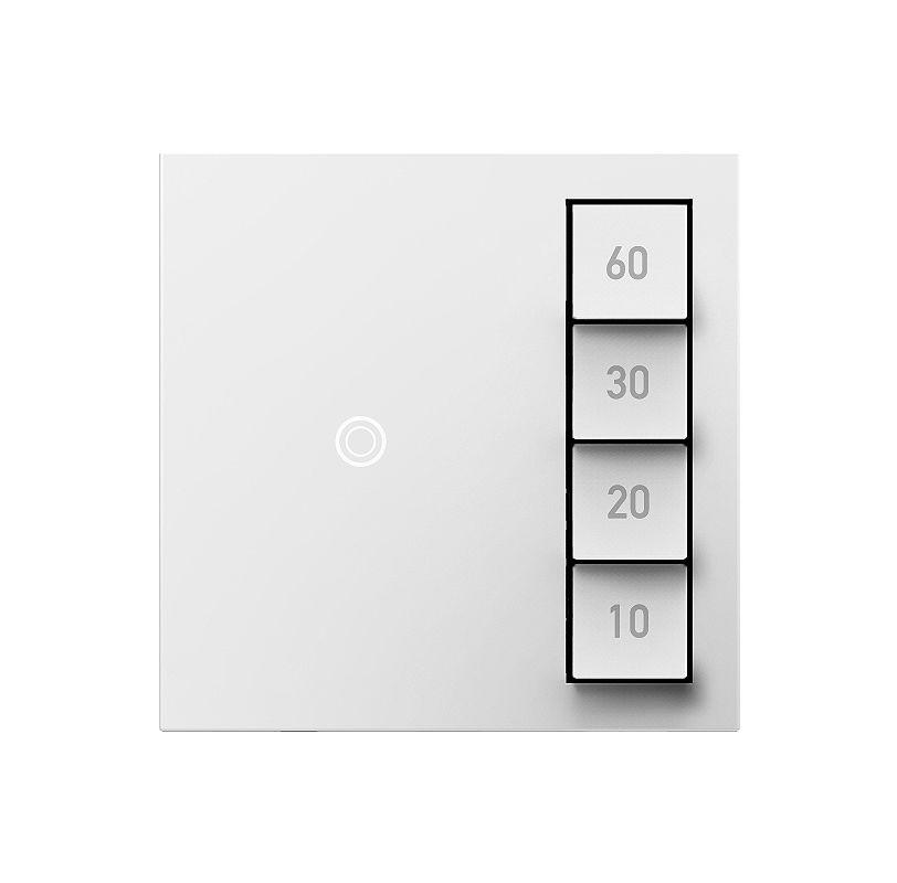 Legrand ASTM2W2 Sensa Switch 600 Watt Multi-Way Light Switch with
