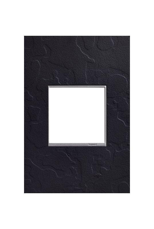 Legrand AWM1G2HFBK4 adorne Hubbardton Forge Metal 1 Gang Wall Plate -