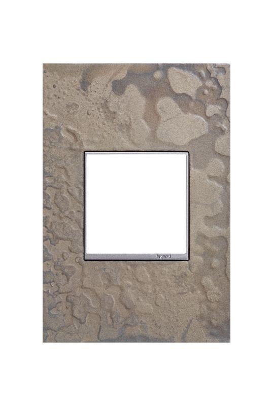 Legrand AWM1G2HFBS4 adorne Hubbardton Forge Metal 1 Gang Wall Plate -
