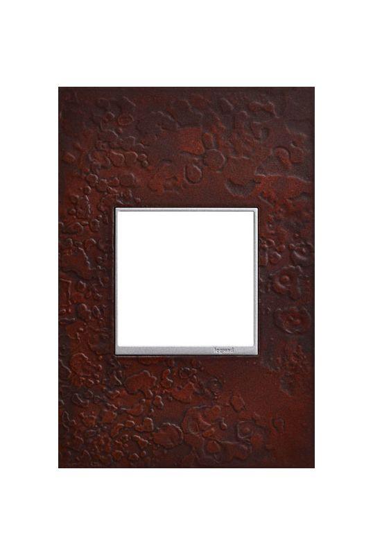Legrand AWM1G2HFMH4 adorne Hubbardton Forge Metal 1 Gang Wall Plate -