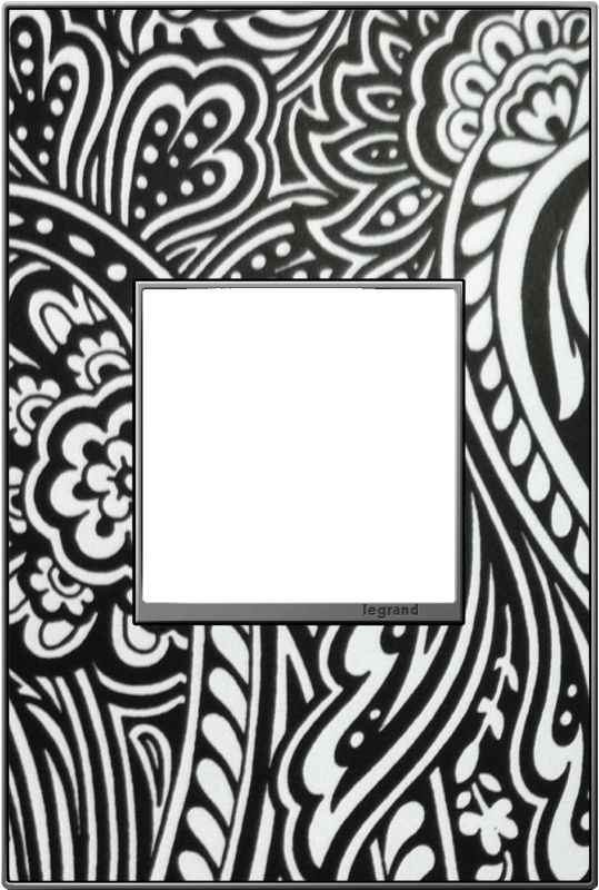 Legrand AWM1G2M4 adorne 1 Gang Wall Plate - 4.56 Inches Wide Magnesium Sale $18.18 ITEM#: 2629252 MODEL# :AWM1G2M4 :