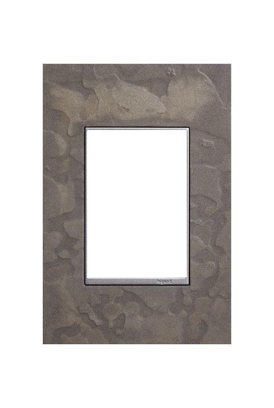 Legrand AWM1G3HFBS1 adorne Hubbardton Forge Metal 1 Gang Wall Plate -