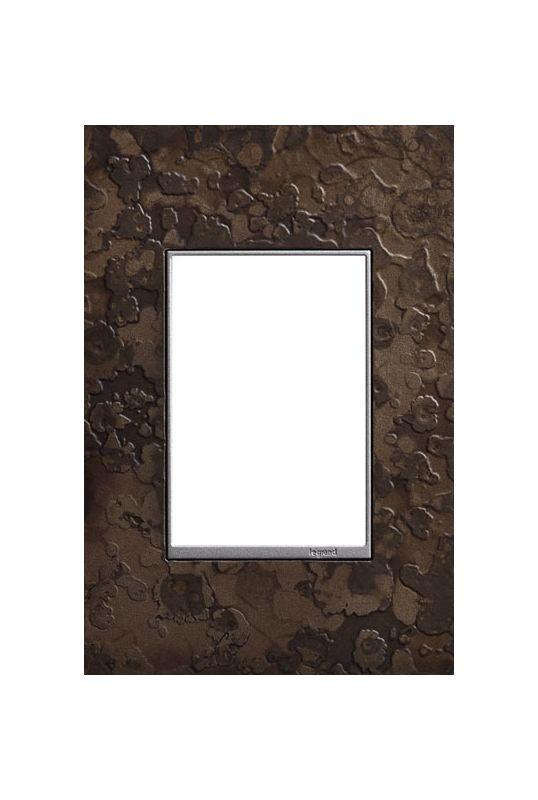 Legrand AWM1G3HFDS1 adorne Hubbardton Forge Metal 1 Gang Wall Plate -