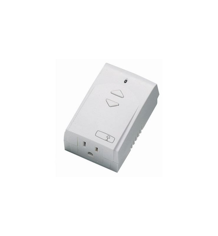 Legrand MRP6W On-Q Wireless Lamp Outlet Module 800 W White Indoor