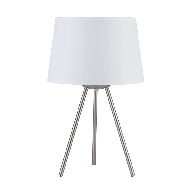 Lights Up! RS-600 Single Light Small 75 Watt Table Lamp with Hi/Low