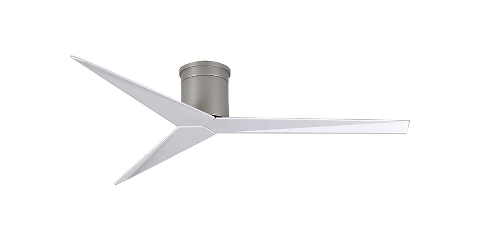 """Matthews Fan Company EKH Eliza-H 3 Blade 56"""" Hugger Paddle Ceiling Fan"""
