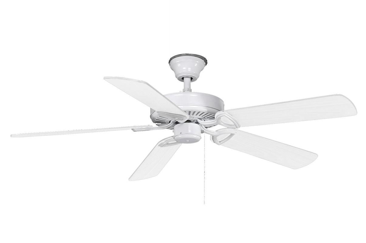 "Matthews Fan Company AM-TW America 52"" Ceiling Fan - Blades and Pull"