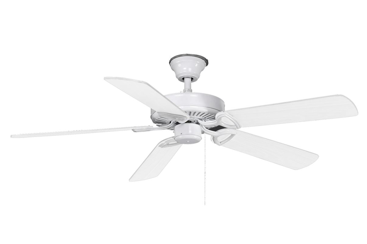 "Matthews Fan Company AM-USA America 52"" Ceiling Fan - Blades and Pull"