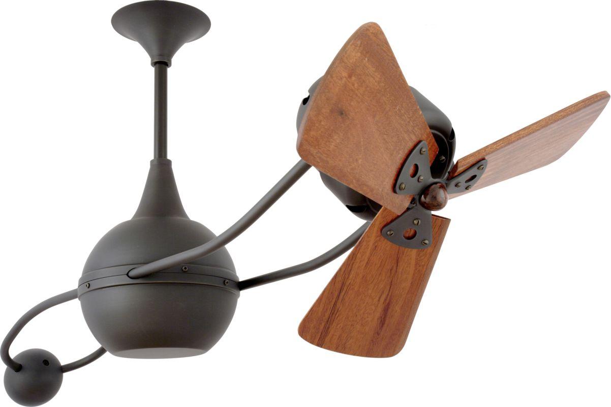 """Matthews Fan Company B2K-WD Brisa 2000 40"""" Rotational Ceiling Fan -"""