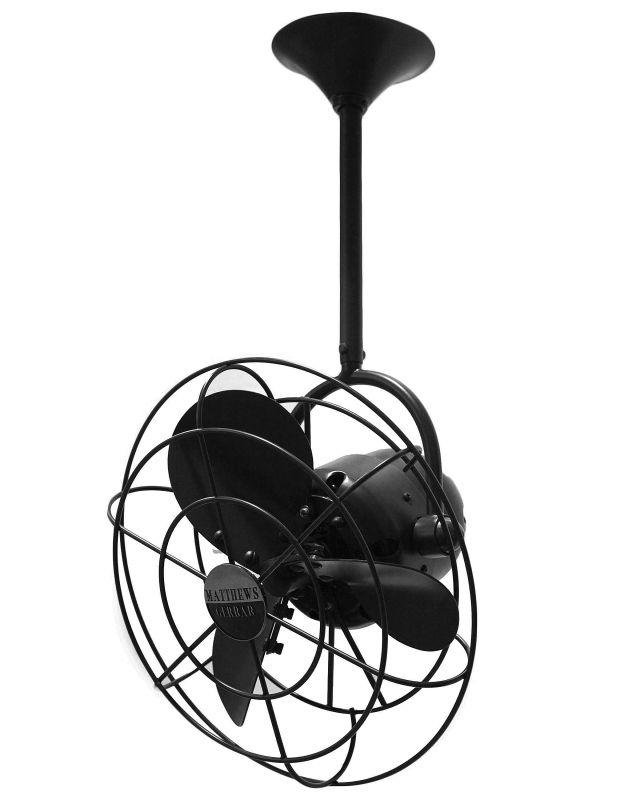 "Matthews Fan Company BD-MTL Bianca Direcional 13"" Ceiling Fan - Blades"