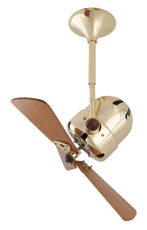 "Matthews Fan Company BD-WD Bianca Direcional 16"" Ceiling Fan - Blades"