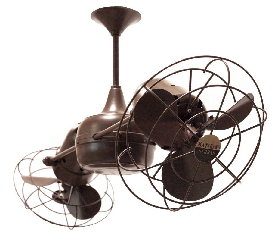 """Matthews Fan Company DD-MTL Duplo Dinamico 39"""" Rotational Fan - Blades"""