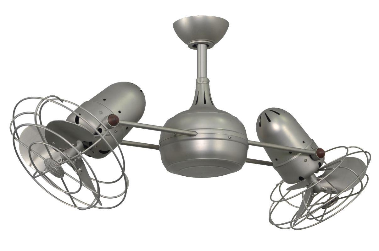 """Matthews Fan Company DG-MTL Dagny 39"""" Rotational Ceiling Fan - Blades"""