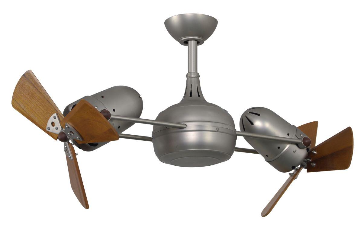 """Matthews Fan Company DG-BN-WD Dagny 41"""" Rotational Ceiling Fan -"""