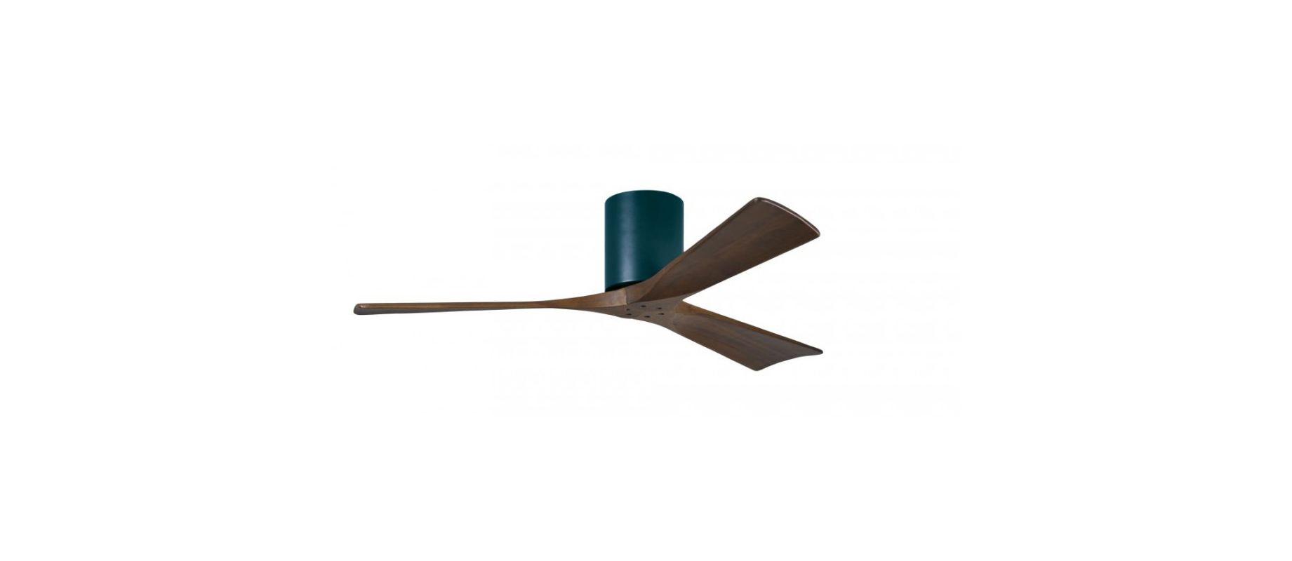 """Matthews Fan Company IR3H-52 Irene 52"""" 3 Blade Hugger Indoor / Outdoor"""