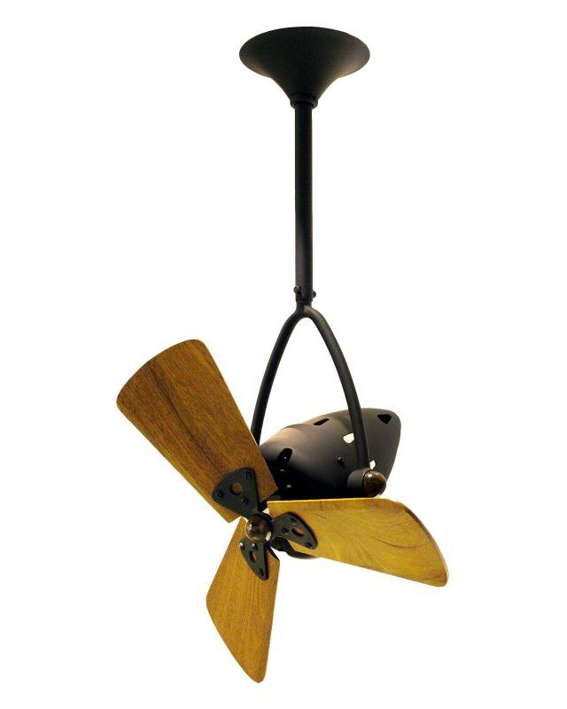"""Matthews Fan Company JD-WD Jarold Direcional 16"""" Ceiling Fan - Blades"""