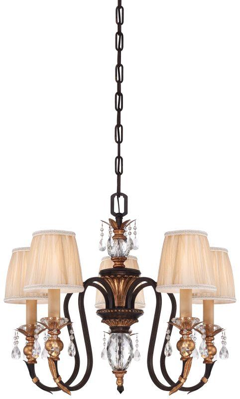 Metropolitan N6645-258B 5 Light 1 Tier Candle Style Crystal Chandelier Sale $1039.95 ITEM#: 2224862 MODEL# :N6645-258B UPC#: 840254041721 :