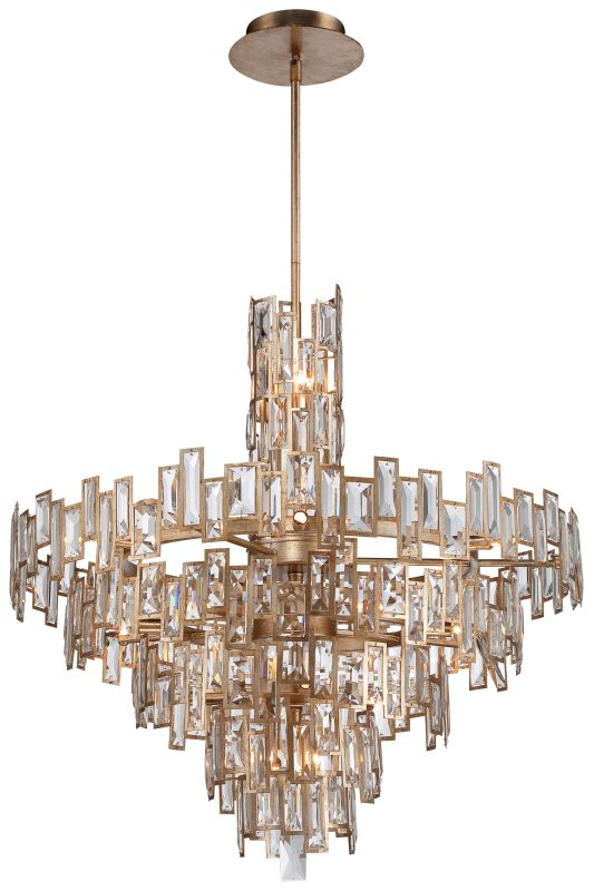 Metropolitan N6677-274 18 Light 3 Tier Crystal Chandelier from the Bel Sale $2719.95 ITEM#: 2453305 MODEL# :N6677-274 UPC#: 840254043091 :