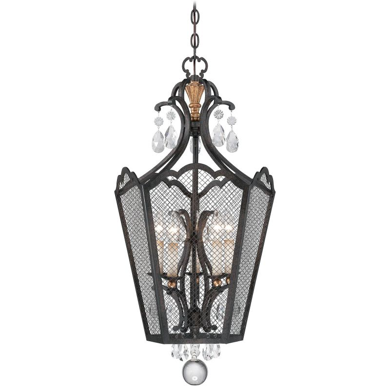 Metropolitan N7109 5 Light Full Sized Foyer Single Pendant from the