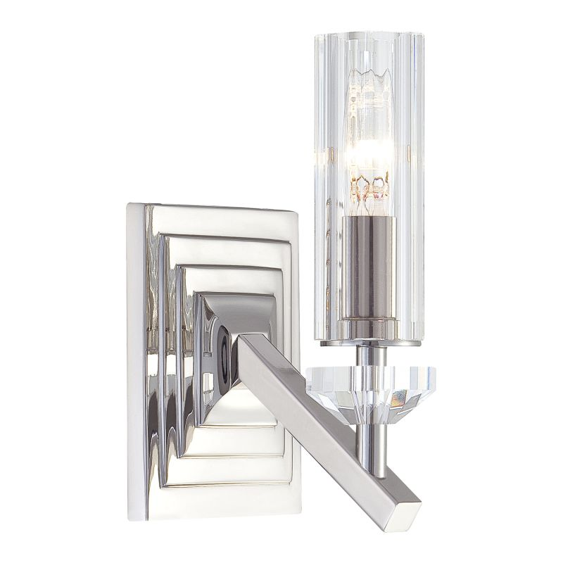 Metropolitan N2651 1 Light Uplight Wall Sconce from the Fusano