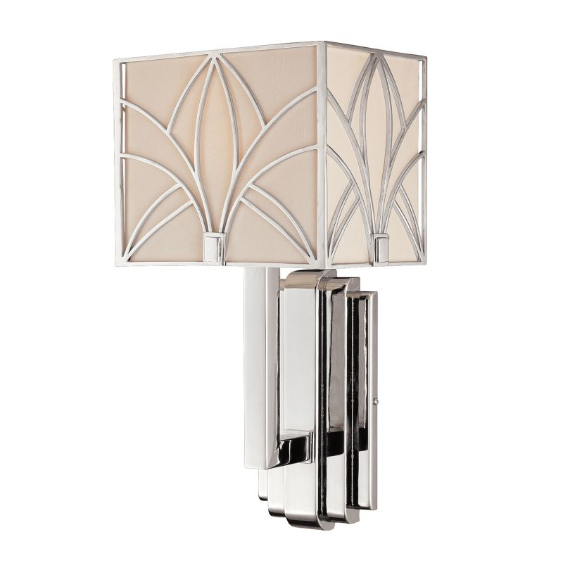 Metropolitan N6921 1 Light Uplight Wall Sconce from the Storyboard