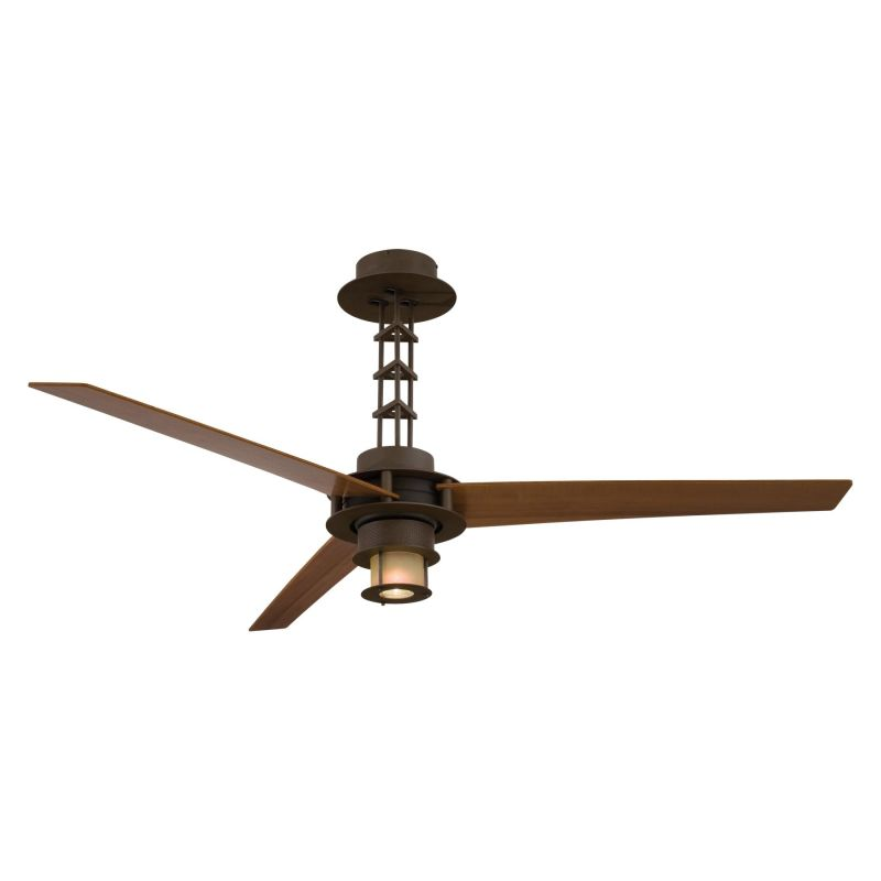 "MinkaAire San Francisco Special 3 Blade 56"" Ceiling Fan - Light Wall"