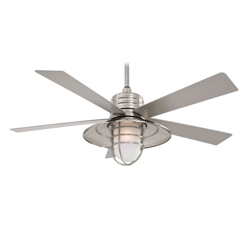 "MinkaAire Rainman Rainman 5 Blade 54"" Indoor / Outdoor Ceiling Fan -"