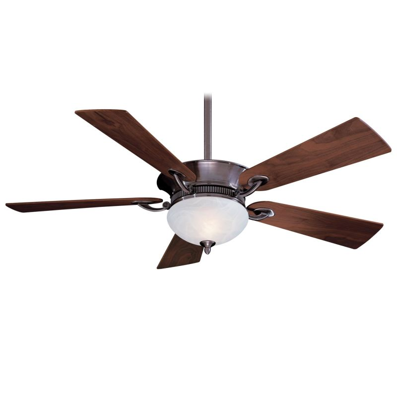 "MinkaAire Delano Delano 52"" 5 Blade Indoor Ceiling Fan with Wall"