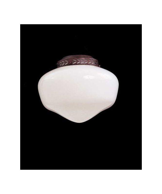 MinkaAire MA K1099-1 1 Light Universal Ceiling Fan Light Kit Antique Sale $14.45 ITEM#: 342242 MODEL# :K1099-1-ABR :