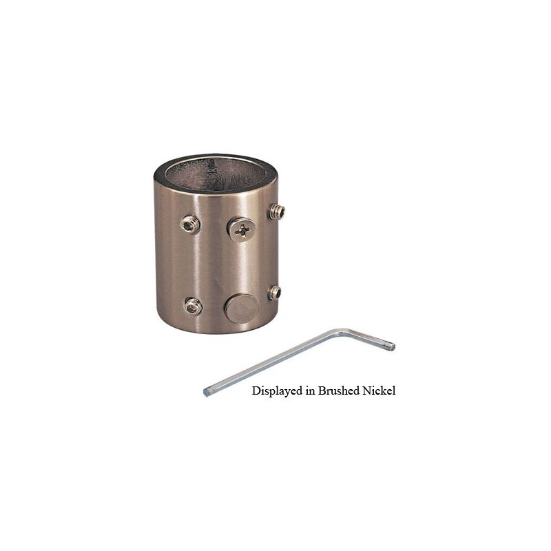 MinkaAire DR500 Downrod Coupler for MinkaAire Ceiling Fans Smoked Iron
