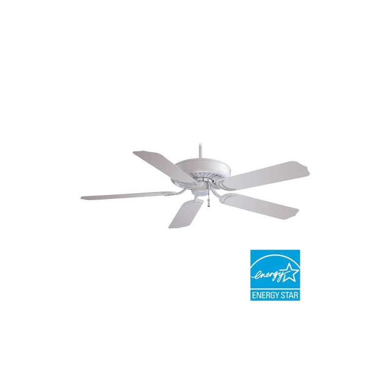 "MinkaAire Sundance 52 5 blade 52"" Indoor / Outdoor Energy Star Ceiling"