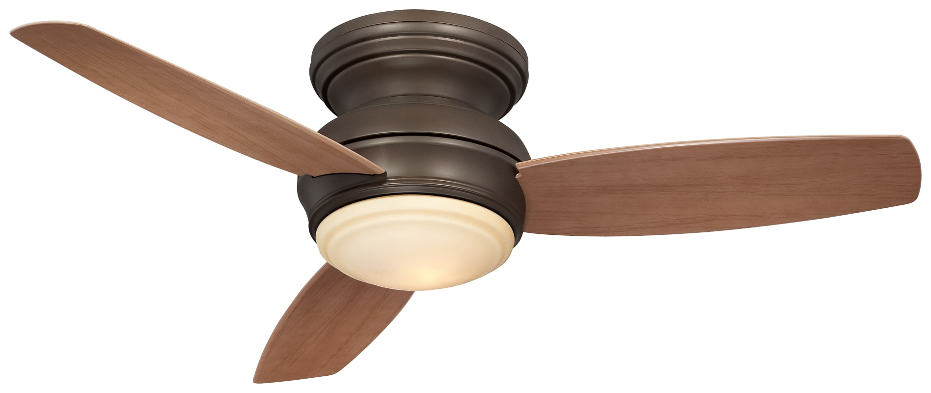 "MinkaAire Traditional Concept 44 3 Blade 44"" Flush Mount"
