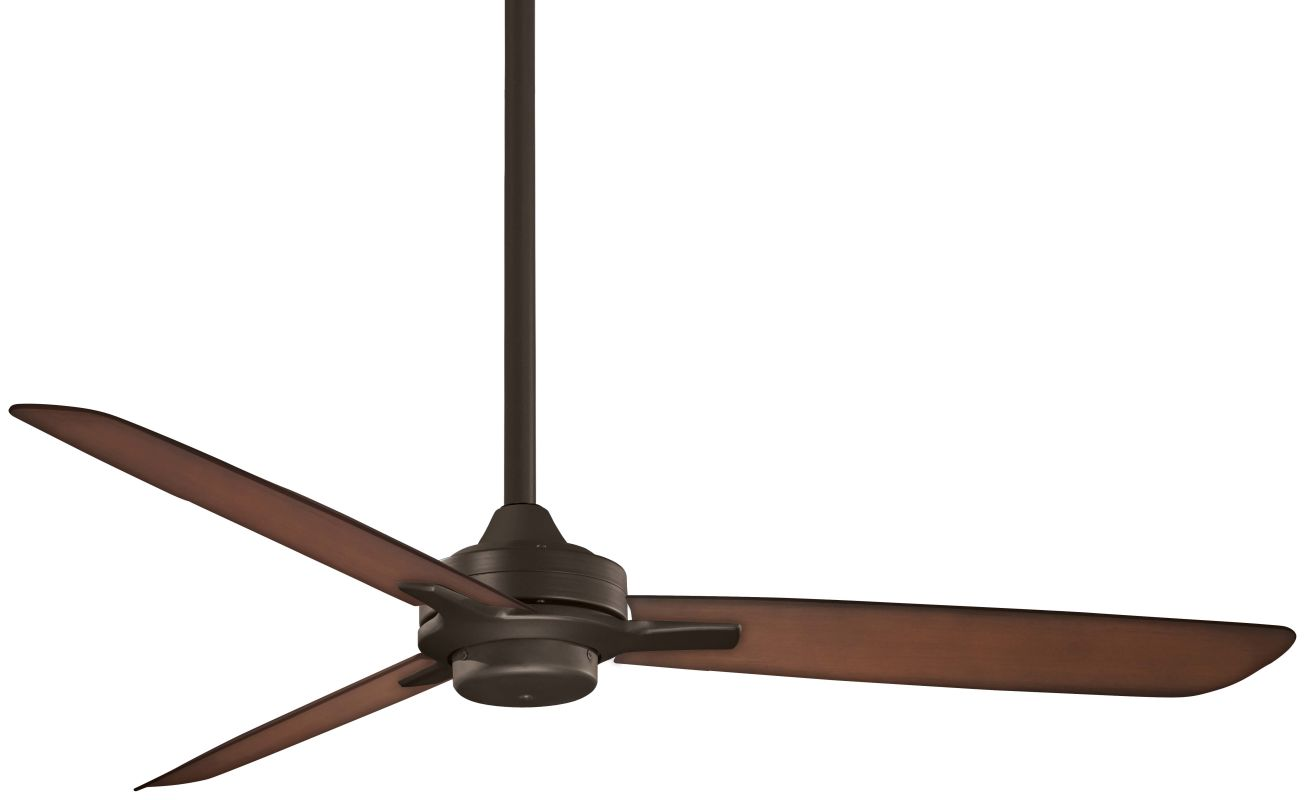 "MinkaAire Rudolph 52"" 3 Blade Indoor Rudolph Ceiling Fan with Blades"
