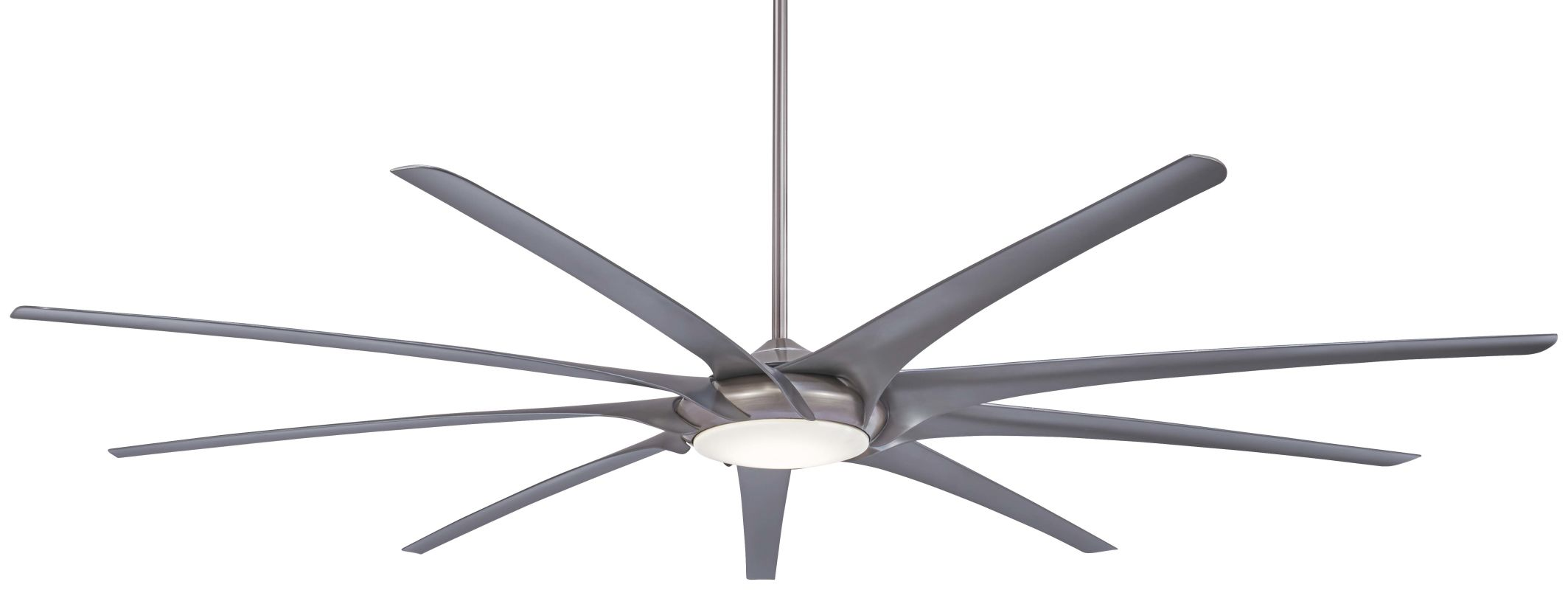 "MinkaAire Ninety-Nine 99"" 9 Blade Ninety Nine Indoor Ceiling Fan with"