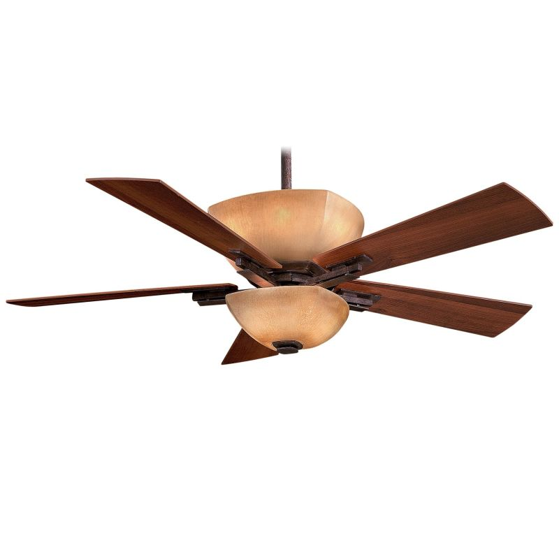 "MinkaAire Lineage 5 Blade 54"" Lineage Ceiling Fan - Light Wall"