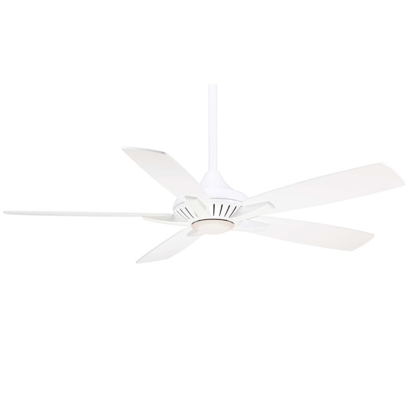 "MinkaAire Dyno 52"" 5 Blade Indoor Ceiling Fan with Integrated LED"