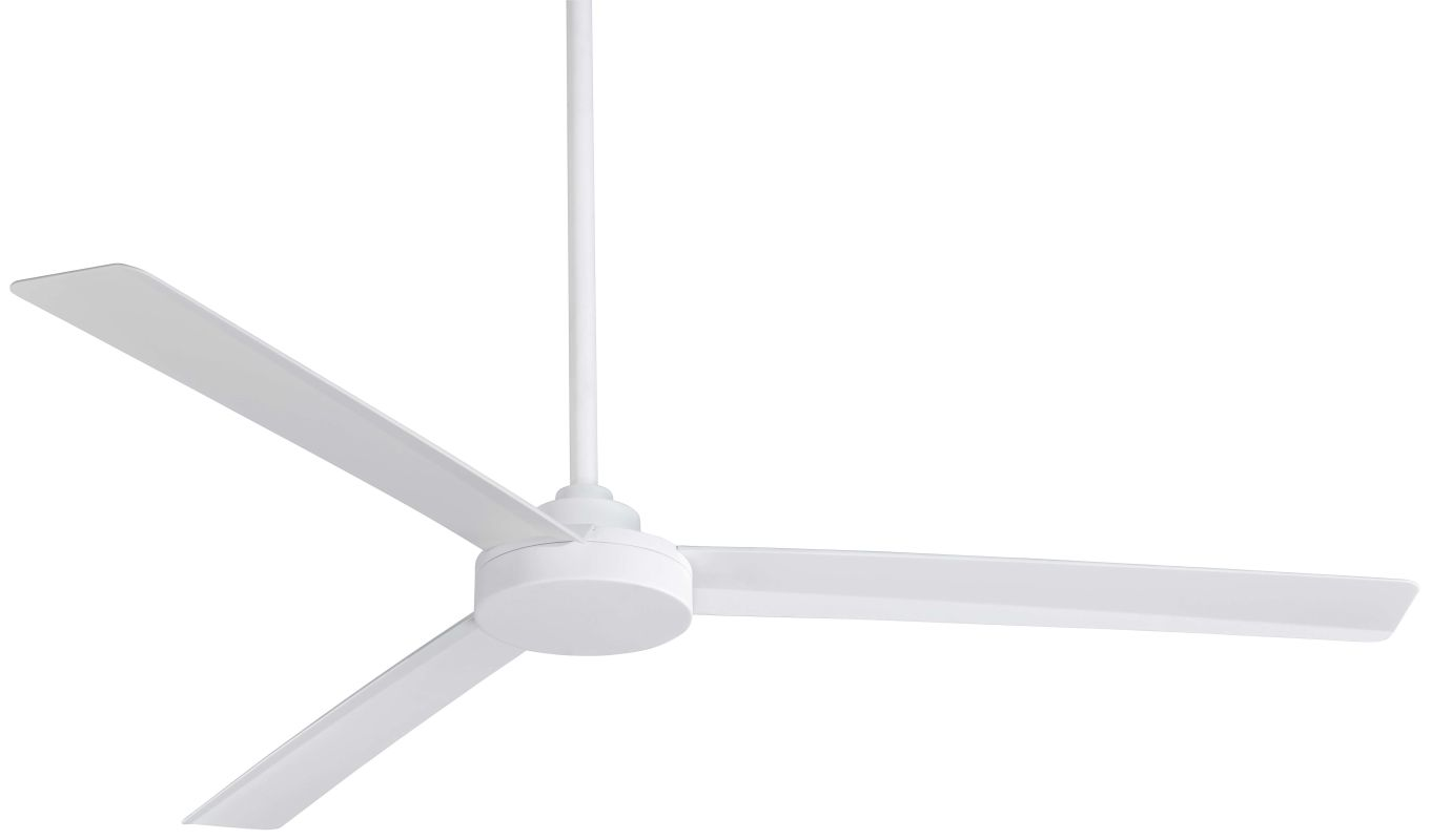 "MinkaAire Roto XL 62"" 3 Blade Indoor Ceiling Fan with Wall Control"
