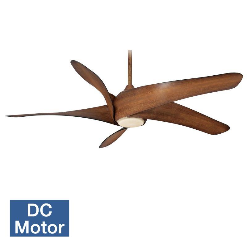 """MinkaAire Artemis 62 5 Blade 62"""" Artemis XL5 Indoor Ceiling Fan with"""