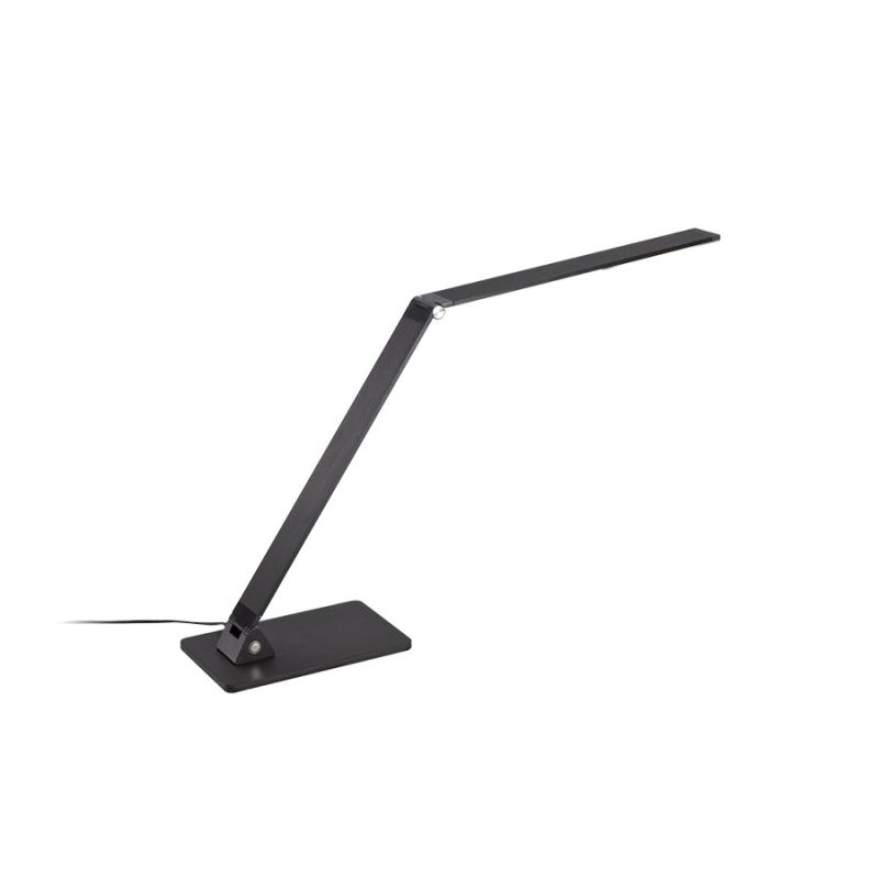 Modern Forms TL-1110 Flat LED Table Lamp Black Lamps