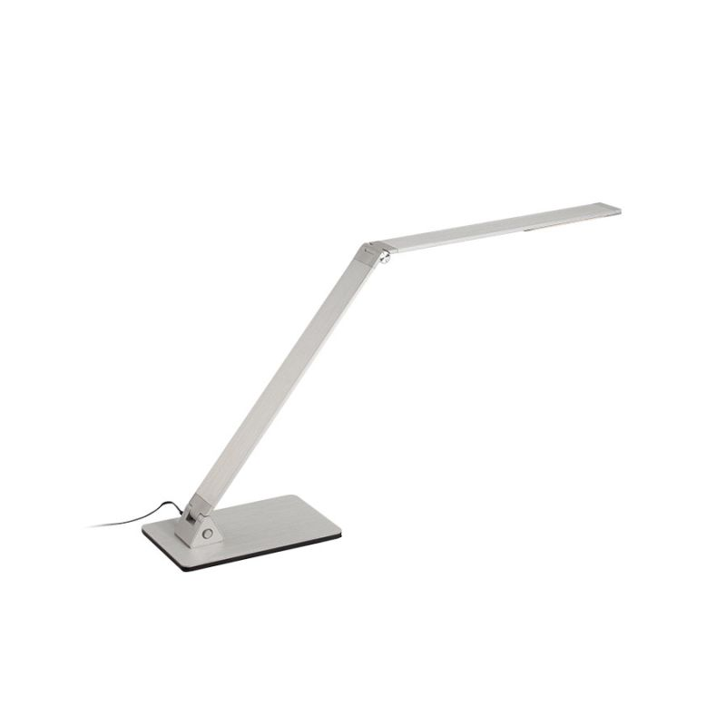 Modern Forms TL-1110 Flat LED Table Lamp Aluminum Lamps