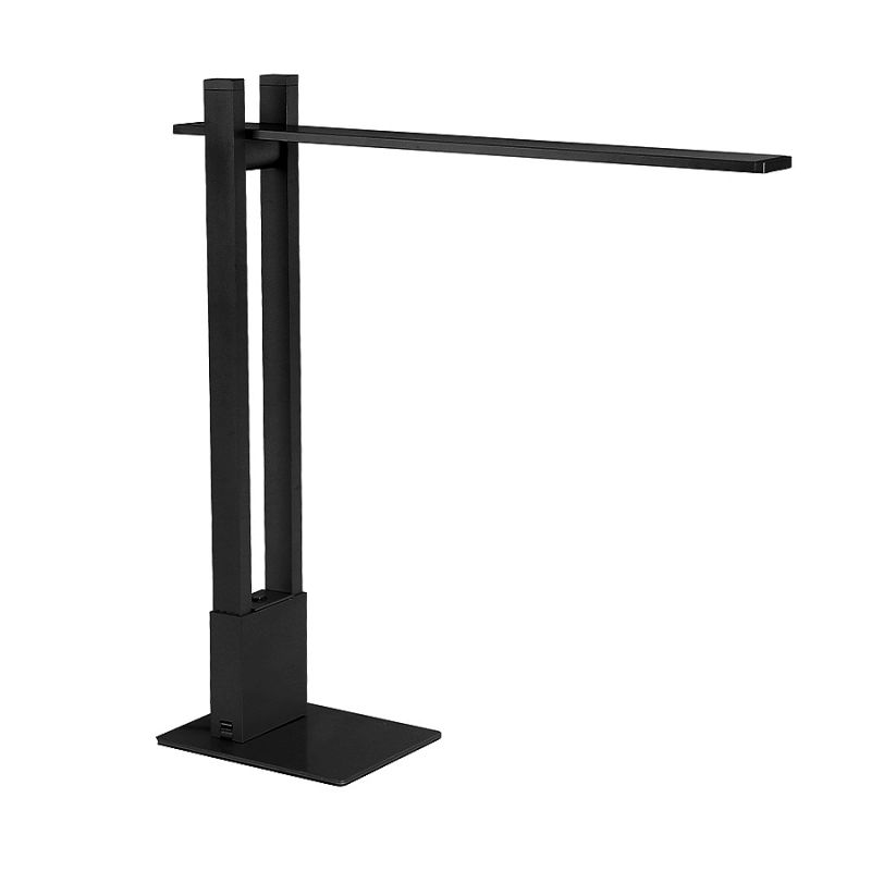 "Modern Forms TL-1710 Suspension 1 Light 22"" Tall LED Gooseneck Desk"