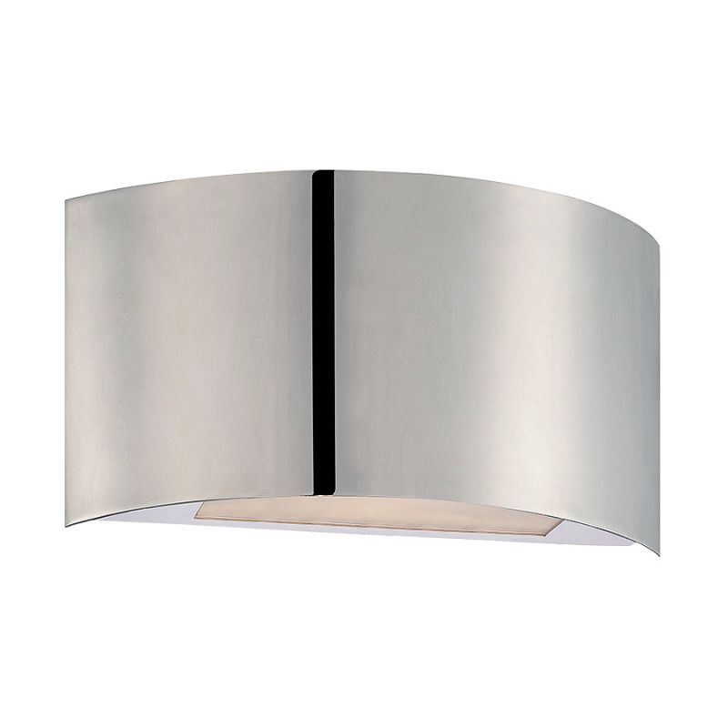 Modern Forms WS-11311 Vermeil 1 Light LED ADA Compliant Wall Sconce - Sale $259.00 ITEM#: 2431857 MODEL# :WS-11311-PN UPC#: 790576305141 :