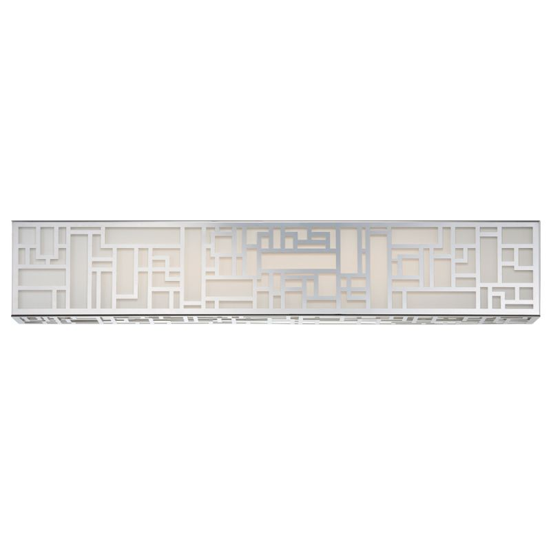 "Modern Forms WS-3028 Maze 28"" Dimmable LED ADA Compliant Bathroom"