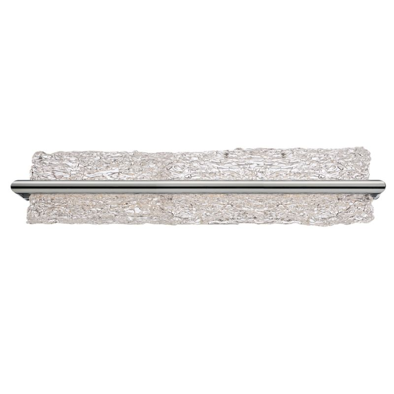 """Modern Forms WS-3925 Vetri 25"""" Dimmable LED Bathroom Light Brushed"""