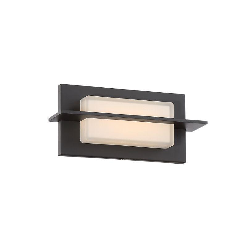 Modern Forms WS-47511 Razor 1 Light LED ADA Compliant Bathroom Sconce