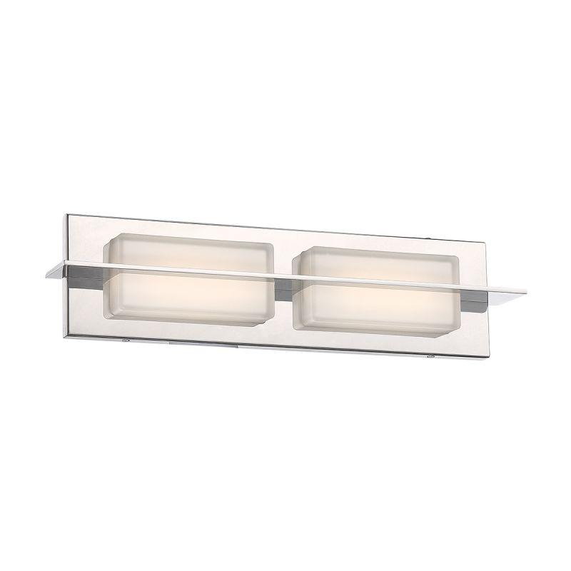 Modern Forms WS-47520 Razor 2 Light LED ADA Compliant Bathroom Vanity Sale $207.50 ITEM#: 2686865 MODEL# :WS-47520-SS UPC#: 790576354415 :