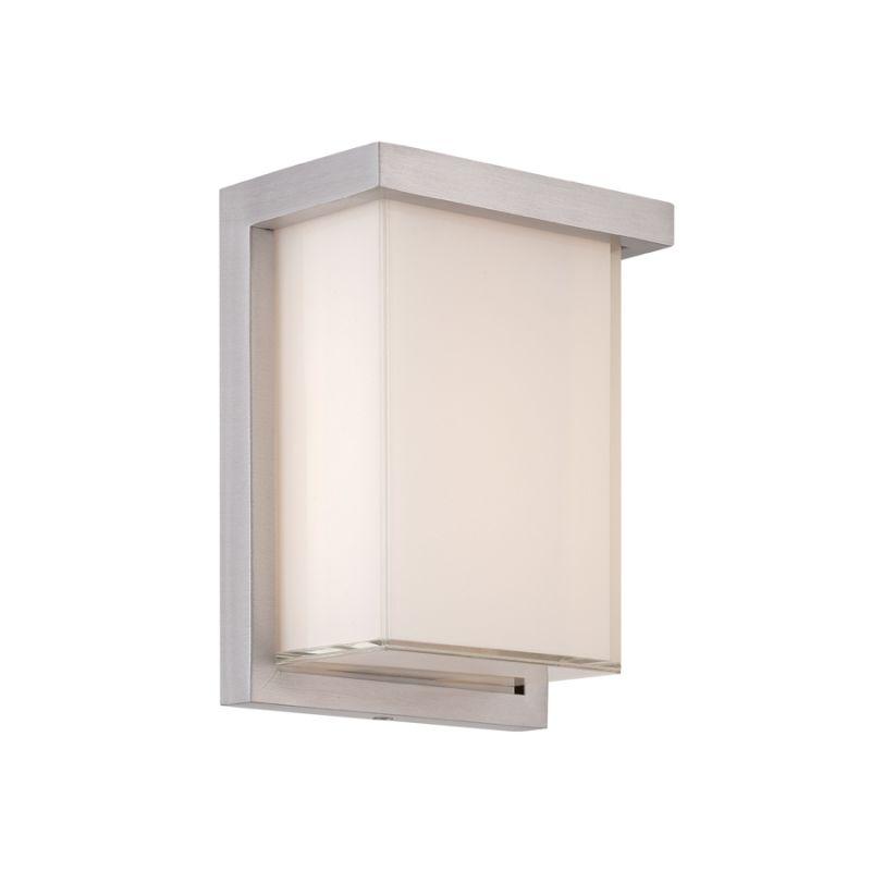 Modern Forms WS-W1408 Ledge 1 Light LED ADA Compliant Outdoor Wall Sale $199.00 ITEM#: 2274816 MODEL# :WS-W1408-AL UPC#: 790576248622 :