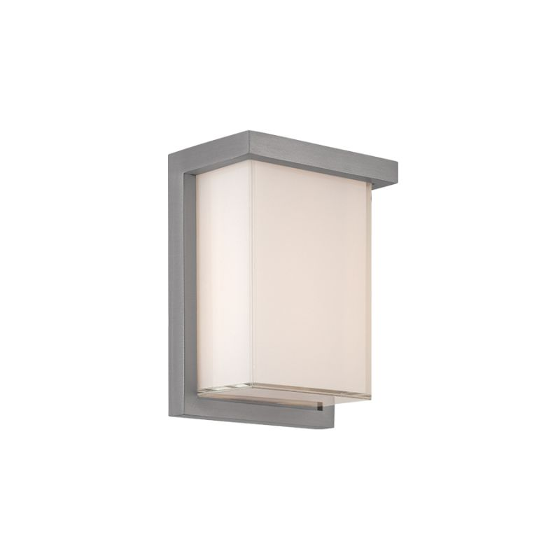 Modern Forms WS-W1408 Ledge 1 Light LED ADA Compliant Outdoor Wall Sale $199.00 ITEM#: 2735421 MODEL# :WS-W1408-GH UPC#: 790576377940 :