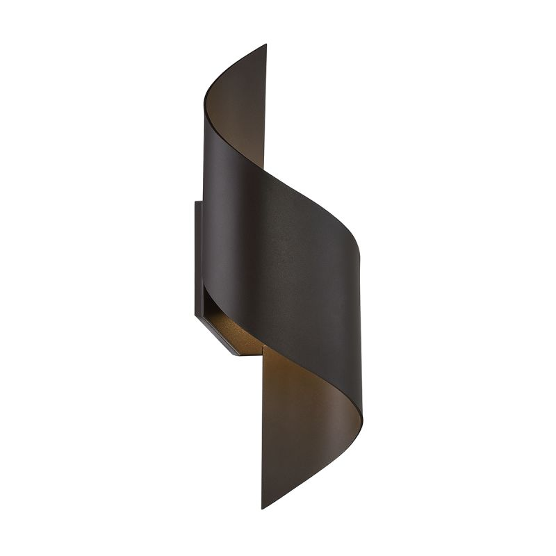 Modern Forms WS-W34524 Helix 1 Light LED Indoor / Outdoor Wall Sconce Sale $299.00 ITEM#: 2686894 MODEL# :WS-W34524-BZ UPC#: 790576354231 :
