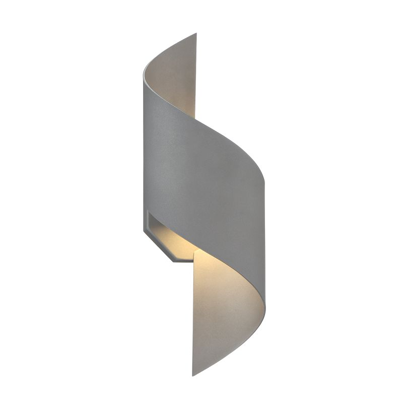 Modern Forms WS-W34524 Helix 1 Light LED Indoor / Outdoor Wall Sconce Sale $299.00 ITEM#: 2686896 MODEL# :WS-W34524-GH UPC#: 790576356785 :